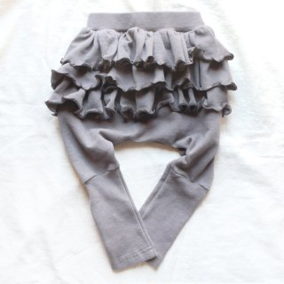 <img class='new_mark_img1' src='https://img.shop-pro.jp/img/new/icons14.gif' style='border:none;display:inline;margin:0px;padding:0px;width:auto;' />FRILL DONKEY PANTS(DN-19501)GRY