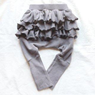 FRILL DONKEY PANTS(DN-19501)GRY