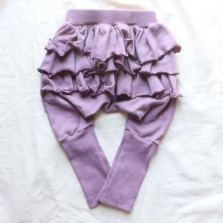 <img class='new_mark_img1' src='https://img.shop-pro.jp/img/new/icons14.gif' style='border:none;display:inline;margin:0px;padding:0px;width:auto;' />FRILL DONKEY PANTS(DN-19501)PPL
