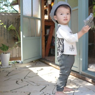RIB PANTS(DN-20570)KHA