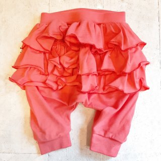 FRILL DONKEY PANTS(DN-21025)OR