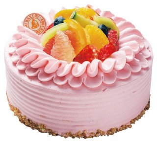 【店頭受取専用】フリルケーキ