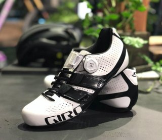 【GIRO/ジロ】FACTRESS TECHLACE  White / Black for Women
