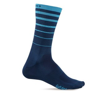<img class='new_mark_img1' src='https://img.shop-pro.jp/img/new/icons47.gif' style='border:none;display:inline;margin:0px;padding:0px;width:auto;' />【GIRO/ジロ】COMP RACER HIGH RISE SOCKS Blue 6 String