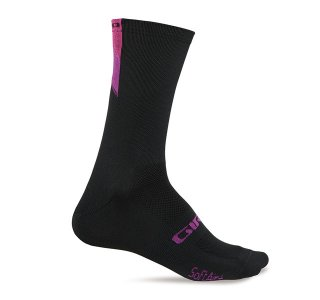 <img class='new_mark_img1' src='https://img.shop-pro.jp/img/new/icons47.gif' style='border:none;display:inline;margin:0px;padding:0px;width:auto;' />【GIRO/ジロ】COMP RACER HIGH RISE SOCKS Pink / Berry