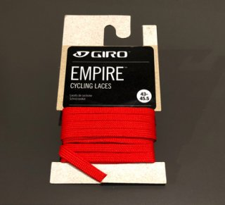 <img class='new_mark_img1' src='https://img.shop-pro.jp/img/new/icons55.gif' style='border:none;display:inline;margin:0px;padding:0px;width:auto;' />【GIRO/ジロ】EMPIRE LACES Bright Red
