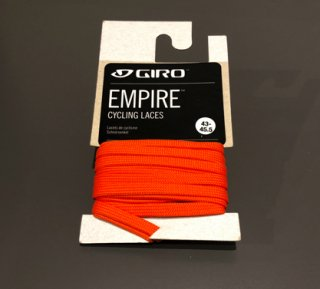 【GIRO/ジロ】EMPIRE LACES Glowing Red
