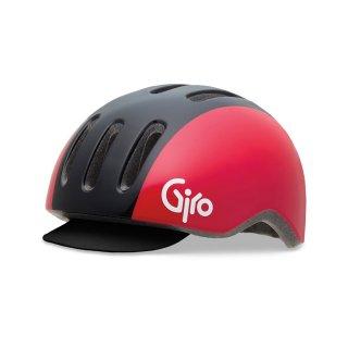 【GIRO/ジロ】REVERB Black / Red Retro