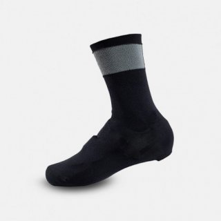 <img class='new_mark_img1' src='https://img.shop-pro.jp/img/new/icons14.gif' style='border:none;display:inline;margin:0px;padding:0px;width:auto;' />【GIRO/ジロ】KNIT SHOE COVER Black