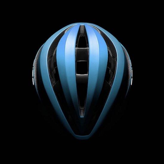 Giro Manifest Spherical Casque Homme Matte Blue//Midnight M