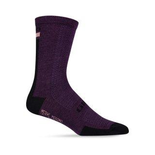【GIRO/ジロ】HRC + MERINO WOOL SOCKS Dusty Purple