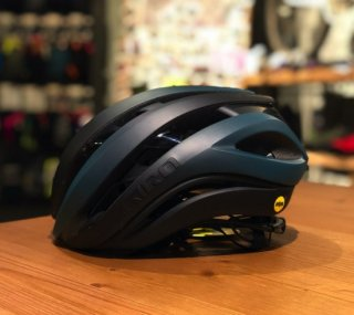 【GIRO/ジロ】AETHER SPHERICAL AF(アジアンフィット) Matte True Spruce  Black Fade