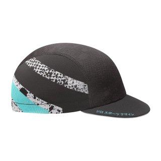 【GIRO/ジロ】PELOTON CAP Black Yasuda