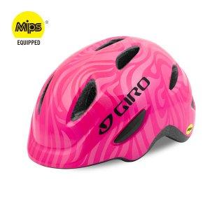 【GIRO/ジロ】SCAMP MIPS Bright Pink Pearl