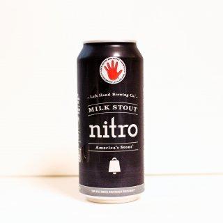 LEFT HAND Milk Stout Nitro(レフトハンド ミルクスタウト ナイトロ)