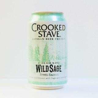 クルケッドステイブ コロラドワイルドセージ(Crooked Stave Colorado Wild Sage)