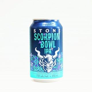 ストーン スコーピオンボウルIPA(Stone Scorpion Bowl IPA)