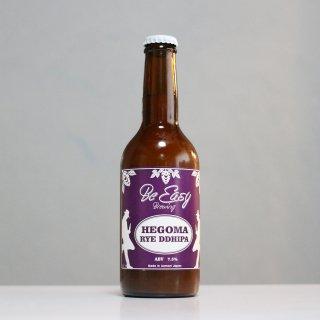 【4/17(土)入荷予定】ビーイージーブルーイング へごま RRIPA(Be Easy Brewing HEGOMA RRIPA)
