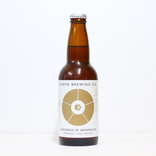 京都醸造 五次の隔たり(KYOTO Brewing Five Degrees of Separation)