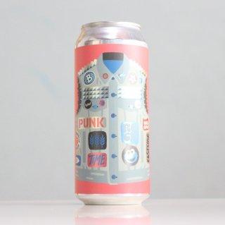 バーリックブルーイング パンクロックタイム(BAERLIC Brewing PUNK ROCK TIME)