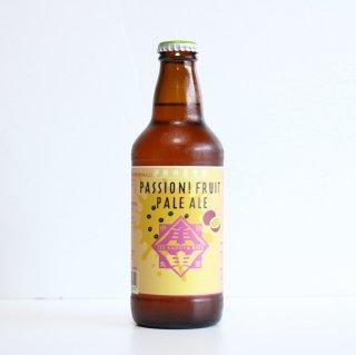 伊勢角屋麦酒 パッション!フルーツペールエール(ISEKADOYA BEERI PASSION! FRUIT PALE ALE)