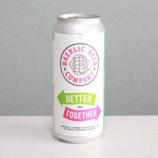 バーリックブルーイング ベタートゥギャザー(BAERLIC Brewing  Better Together)