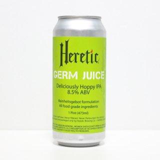 【期限間近値引き】ヘレティック ジェムジュース(Heretic Germ Juice)