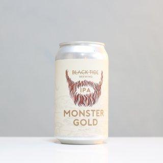 ブラックタイドブルーイング モンスターゴールド(Black Tide Brewing BTB MONSTER GOLD)