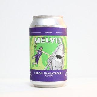 メルヴィン ブームシャックアザッカ(Melvin Boom Shak Szacca)