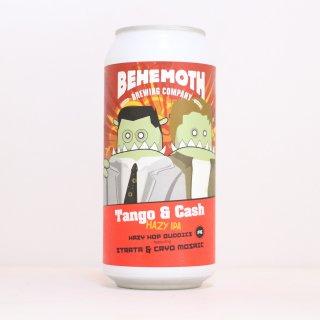 ベヘモスブルーイング ホップバディーズ#6 タンゴ&キャッシュ(BEHEMOTH Brewing HOP BUDDIES#6 TANGO&CASH)