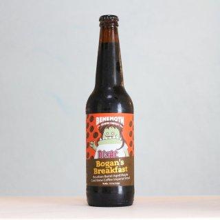 【年末ボトルビア大放出SALE】ベヘモスブルーイング ボーガンズブレックファスト(BEHEMOTH Brewing Bogans Breakfast)