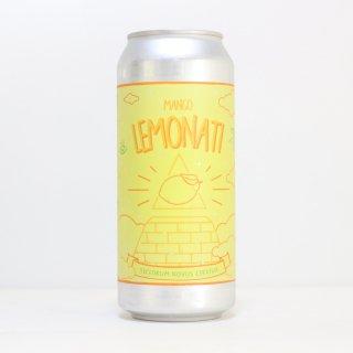 バーリーオーク マンゴーレモナティ(Burley Oak Mango Lemonati)