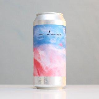 ガラージビアー コムぺリングアーギュメント(Garage Beer Co Compelling argument)