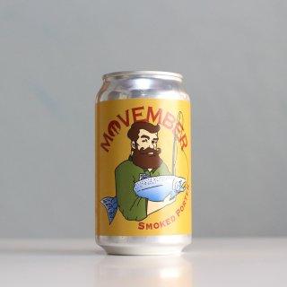 トゥーラビッツ モーベンバースモークポーター(TWO RABBITS Brewing MOVEMBER SMOKED PORTER)