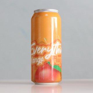 キングス フローゼ エブリシングマンゴー(KINGS Brewing  Fros'e Everything Mango)