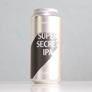 バーリックブルーイング スーパーシークレットIPA(BAERLIC Brewing Super Secret IPA)