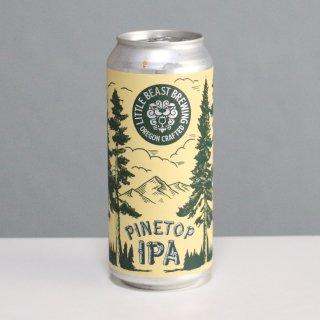 リトルビーストブルーイング パイントップIPA(LITTLE BEAST Brewing Pinetop IPA)