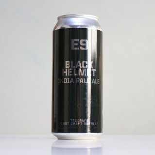 E9ブルーイング ブラックヘルメット(E9 Brewing black helmet)