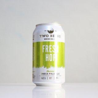 トゥービアーズ フレッシュホップIPA(Two Beers Brewing Fresh Hop IPA2020)