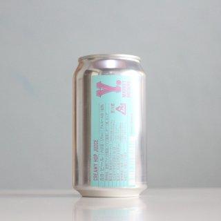 ワイマーケットブルーイング クリーミーホップジュース(YMARKET Brewing Creamy Hop Juice )