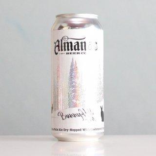 アルマナック バニーヒルIPA(Almanac Bunny Hill IPA)