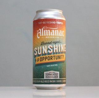 アルマナック サンシャイン アンド オポチュニティー(Almanac Sunshine and Opportunity)
