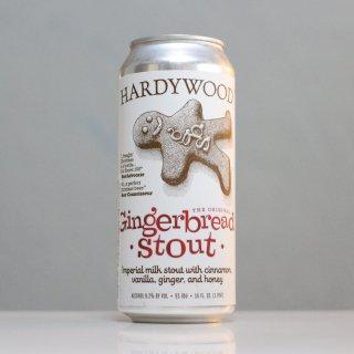 ハーディウッドパーク ジンジャーブレッドスタウト(Hardywood Park Gingerbread Stout)