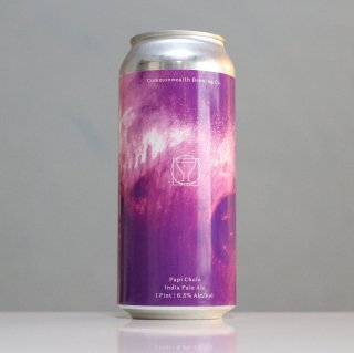 コモンウェルス パピチュロ(Commonwelth Brewing Company Papi Chulo)