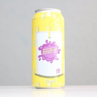キングス アップサイドダウングレープパイナップル フローゼ(KINGS Brewing Upside Down Grape Pineapple Fros'e)