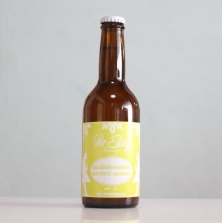 ビーイージーブルーイング 碇ヶ関(Be Easy Brewing  IKARIGASEKIQuince Saison)