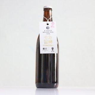 京都醸造×ヘレティック モカ雷神(KYOTO Brewing ×Heretic MOCHA THUNDER)
