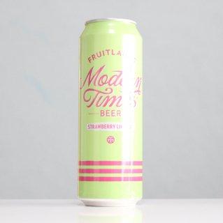 モダンタイムス フルーツランド ストロベリーライムエイド(Modern Times Fruitlands Strawberry Limeade)