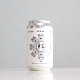 京都醸造 輪(KYOTO Brewing  WA)
