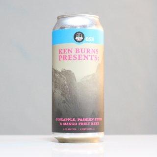 ブラックスタック ケンバーンズプレゼンツ(BLACK STACK Ken Burns Presents: Pineapple,Passionfruit, and Mango)